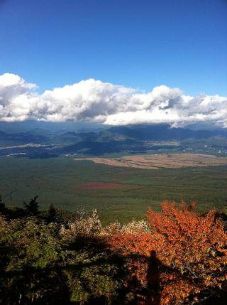 富士山から下