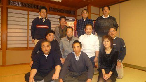 2012年北桑田高校野球部同窓会 002