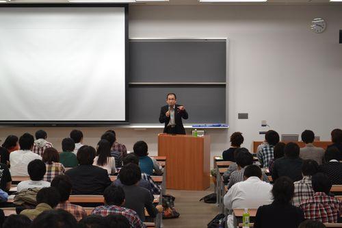 名古屋学院大学講演
