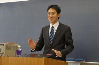 絶好調 吉田社長 講義